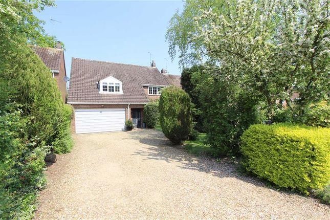 Thumbnail Detached house for sale in Reach Green, Heath And Reach, Leighton Buzzard