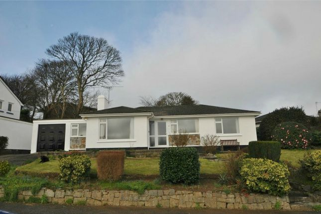Thumbnail Detached bungalow to rent in Bosmeor Road, Falmouth