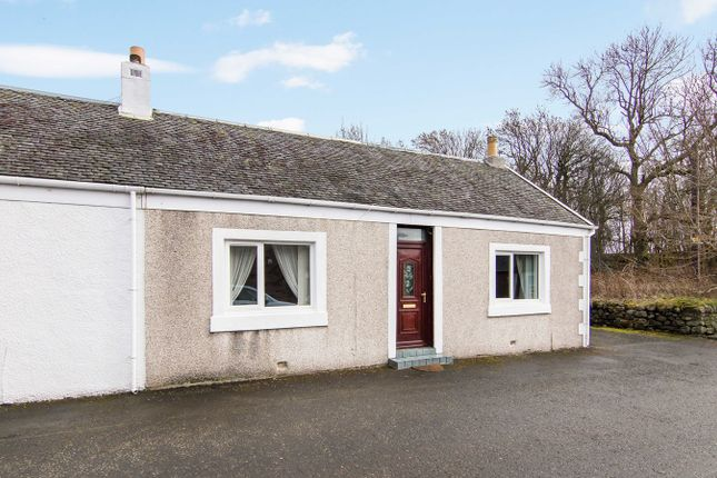 Thumbnail Bungalow for sale in Castle Road, Winchburgh, Broxburn