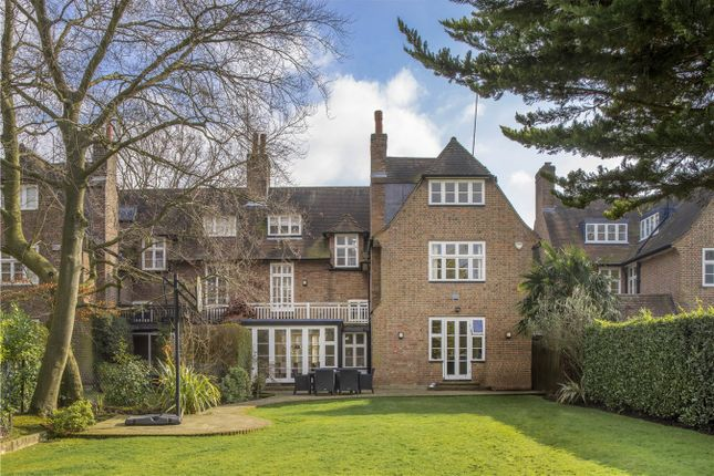 6 bed semi-detached house for sale in Reynolds Close, Hampstead Garden Suburb, London
