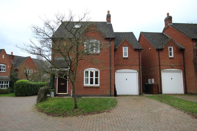Thumbnail Detached house to rent in Shakespeare Meadows, Derby