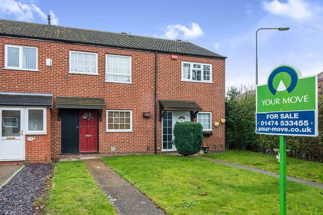 3 bed terraced house for sale in Ruffets Wood, Gravesend