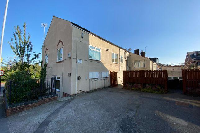 Thumbnail 1 bed flat for sale in Fieldhead Road, Highfields, Sheffield