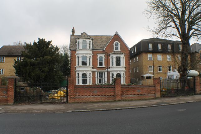 Thumbnail Flat to rent in Burnt Ash Hill, London