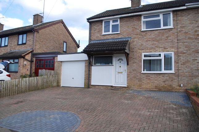 3 bed semi-detached house for sale in Elm Grove, Woburn Sands, Milton Keynes