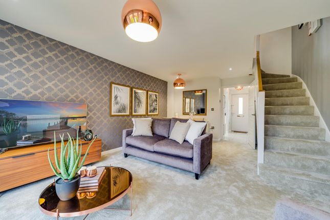 """Thumbnail Semi-detached house for sale in """"Tiverton"""" at Kimlers Way, St. Martin, Looe"""