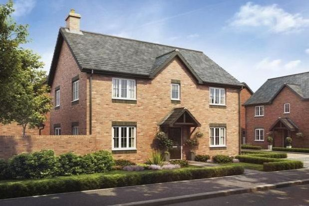 4 bed property to rent in The Cedar, Barley Fields, Bramshall
