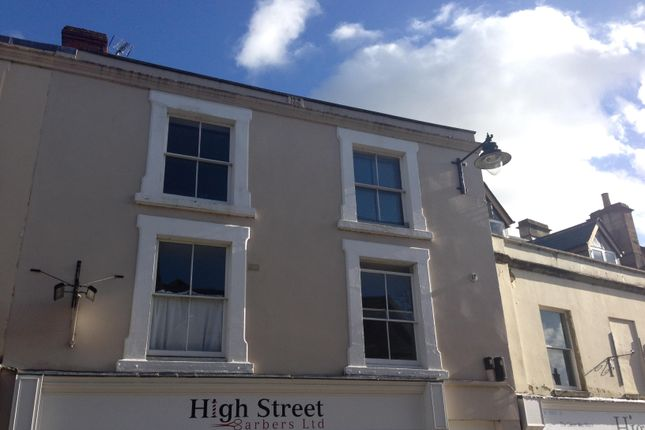 Thumbnail Flat to rent in High Street, Calne