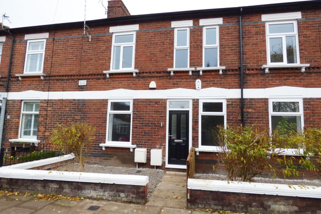 Thumbnail Terraced house to rent in Brookfield Terrace, Hazel Grove, Stockport