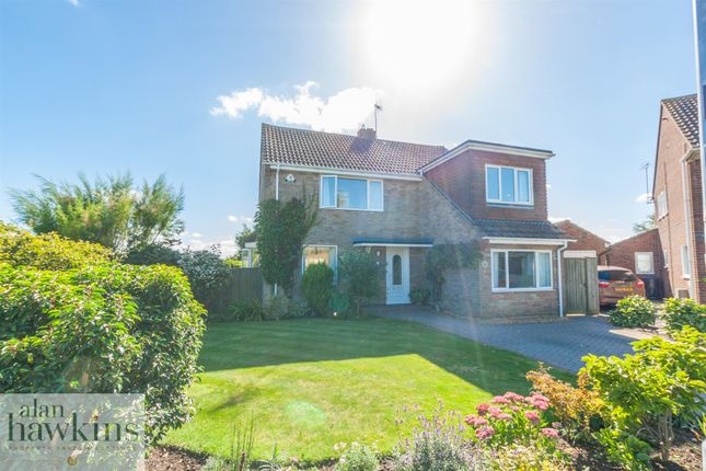 Thumbnail Detached house for sale in Rowan Drive, Royal Wootton Bassett, Swindon
