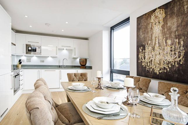 Thumbnail Flat for sale in Argo House, Kilburn