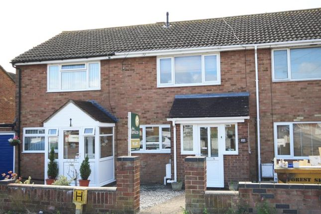 Thumbnail Terraced house to rent in Gainsborough Avenue, Royal Wootton Bassett