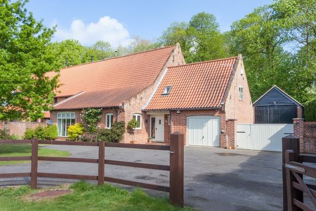 Thumbnail Barn conversion for sale in Main Road, North Burlingham, Norwich