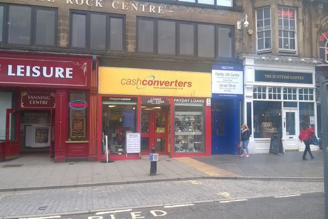 Thumbnail Retail premises for sale in Murray Place, Stirling
