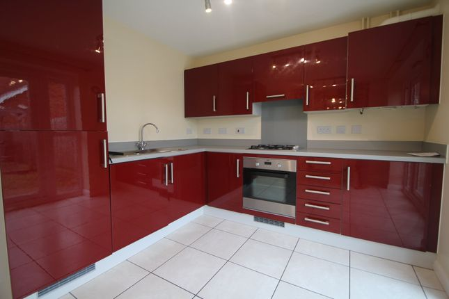 2 bed semi-detached house to rent in Diamond Jubilee Close, Glevum Court, Tredworth, Gloucester GL1