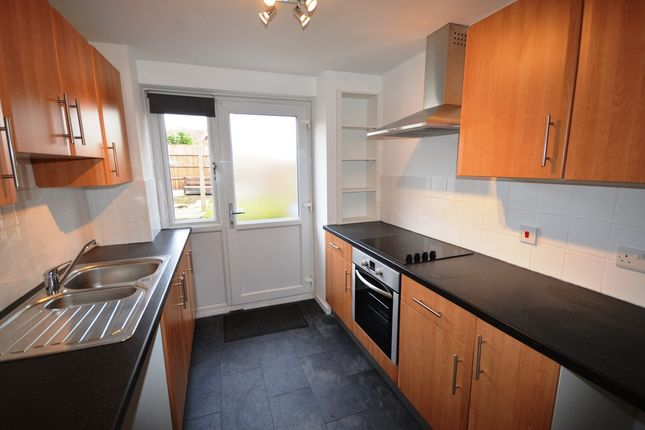 Thumbnail Town house to rent in Lilac Road, Beighton