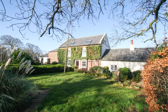 Detached house for sale in Saughall Massie Road, West Kirby, Wirral