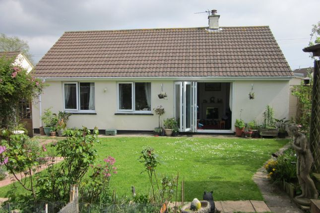 Thumbnail Detached bungalow for sale in Boskennal Drive, Hayle