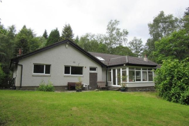 Thumbnail Bungalow to rent in Woodlands Park, Durris, Banchory