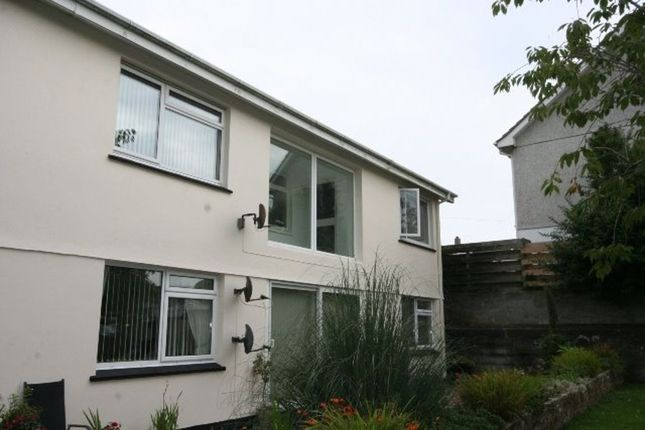 Thumbnail Flat to rent in Ashton Court, Newquay