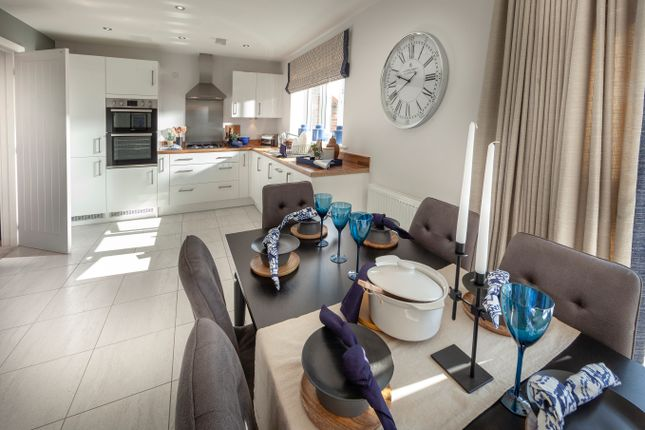 Thumbnail Semi-detached house for sale in Lakeside Boulevard, Doncaster