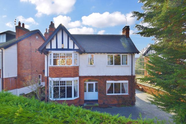 Thumbnail Detached house for sale in Trent Boulevard, West Bridgford