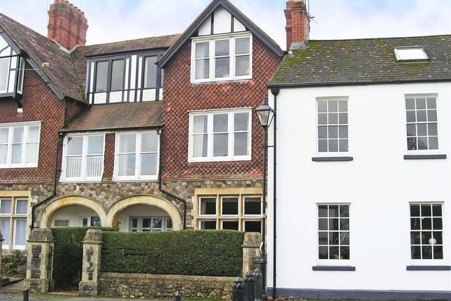 Terraced house for sale in The Cathedral Green, Llandaff, Cardiff