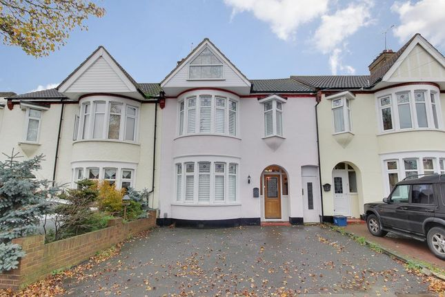 Thumbnail Terraced house for sale in Brunswick Road, Southend-On-Sea