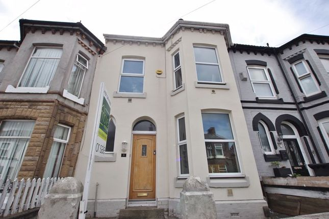3 bed semi-detached house for sale in Halcyon Road, Birkenhead, Wirral CH41