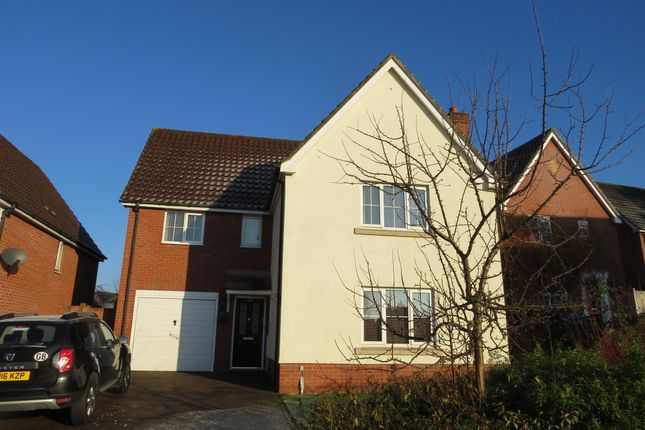 Detached house for sale in The Swale, Norwich