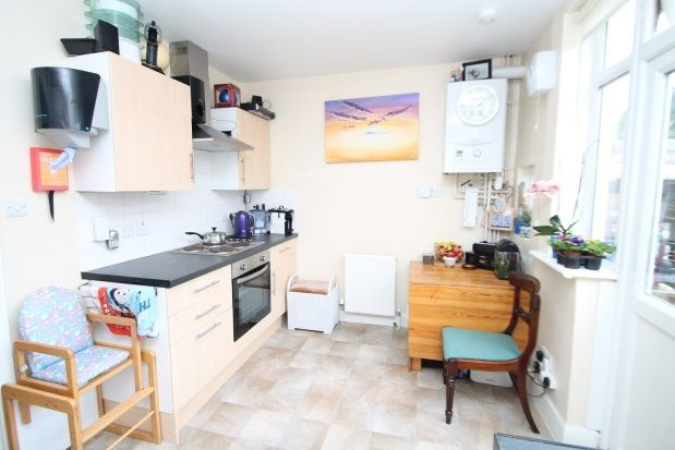 Thumbnail Terraced house to rent in Curran Avenue, Sidcup