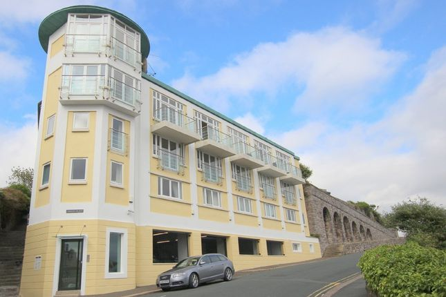 Thumbnail Town house for sale in Cliff Road, The Hoe, Plymouth.