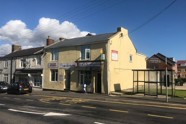 Thumbnail Retail premises for sale in Sherbun Hill, County Durham