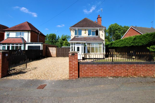 Thumbnail Detached house for sale in Dagtail Lane, Redditch