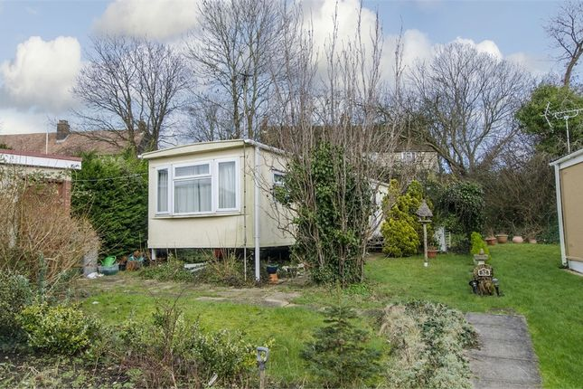 Thumbnail Mobile/park home for sale in Mobile Home Park, Colden Common, Winchester, Hampshire