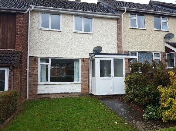 Thumbnail Terraced house to rent in Garnstone Rise, Tupsley, Hereford