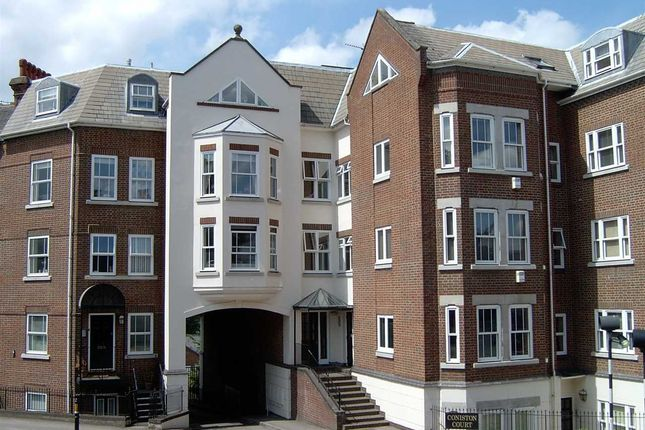 Thumbnail Flat for sale in Coniston Court, 96 High Street, Harrow On The Hill