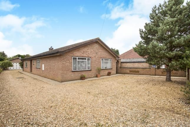 Thumbnail Bungalow for sale in South Wootton, Kings Lynn, Norfolk