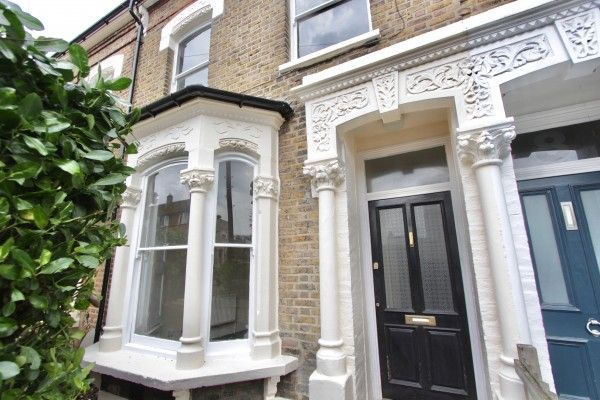 Thumbnail Terraced house for sale in Brodia Road, Stoke Newington, London