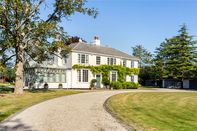 Thumbnail Detached house for sale in High Laver, Ongar, Essex