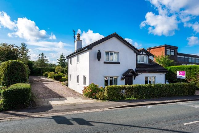 Thumbnail Detached house for sale in Wigan Road, Westhead, Ormskirk