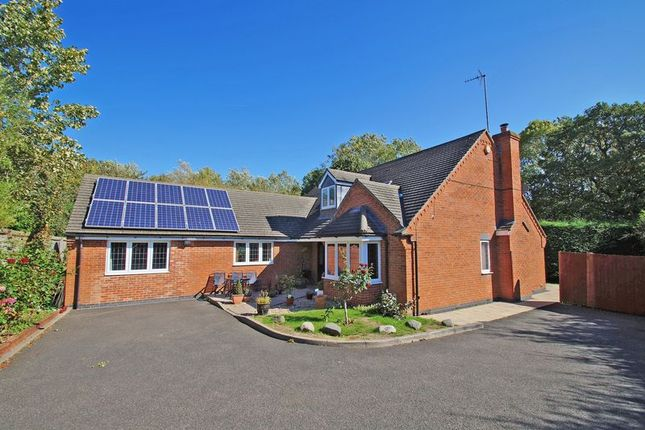 Thumbnail Detached bungalow for sale in Morton Lane, Walkwood, Redditch
