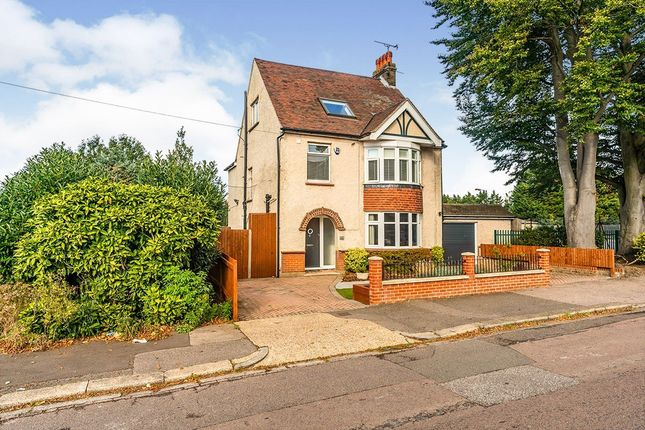Thumbnail Detached house for sale in Bournville Avenue, Chatham, Kent
