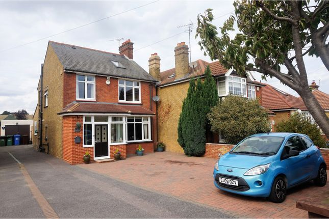 Thumbnail Detached house for sale in Bobbing Hill, Sittingbourne