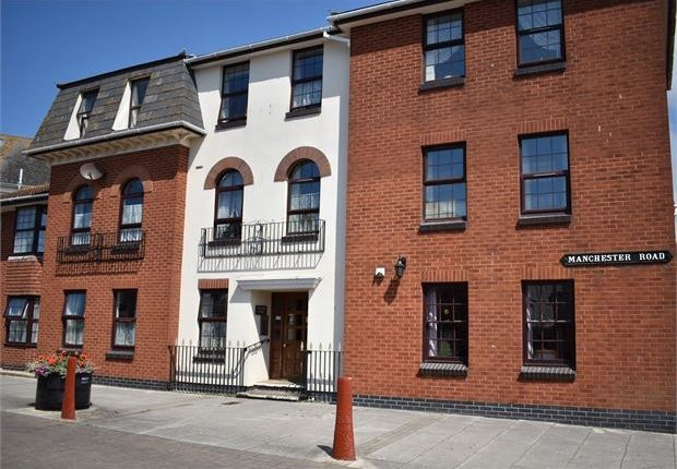 Thumbnail Flat to rent in Manchester Road, Exmouth
