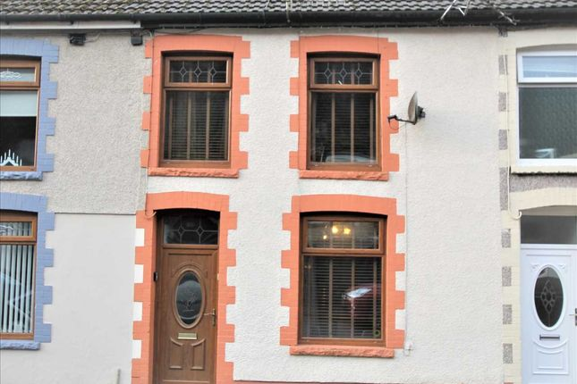 Terraced house for sale in Alfred Street, Williamstown, Tonypandy