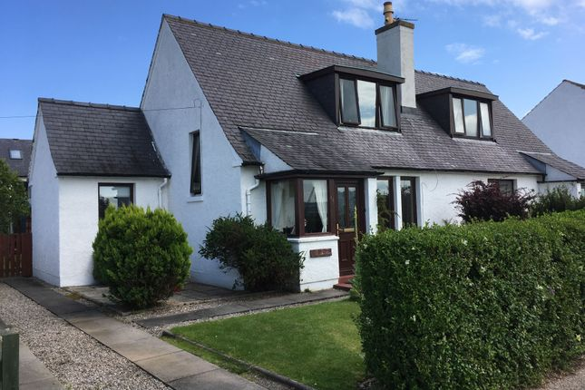 Thumbnail Semi-detached house for sale in King George Street, Invergordon