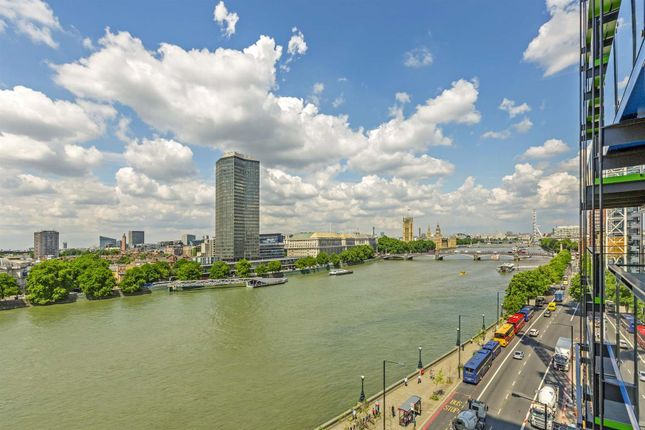 Thumbnail Flat to rent in Merano Residences, 30 Albert Embankment, Nine Elms, London