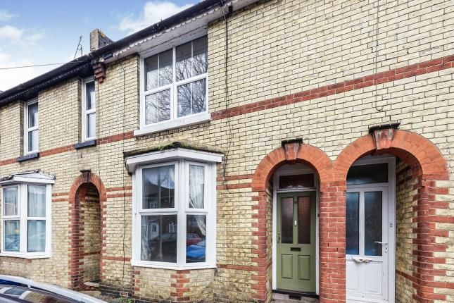 Thumbnail Terraced house for sale in Martyrs Field Road, Canterbury, Kent