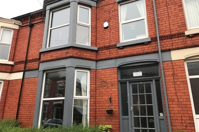 Thumbnail Terraced house to rent in Addingham Road, Allerton, Liverpool